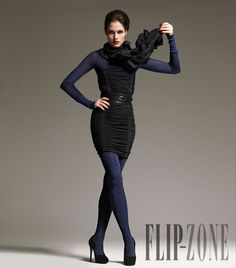3be3676db40 Wolford Fall-winter 2010-2011 - Ready-to-Wear - http