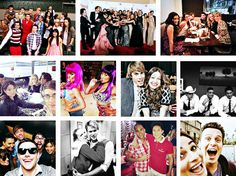#Glee Cast <3