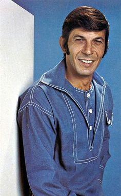 Actor/director, Leonard Nimoy (Mr. Spock on Star Trek), was born Mar. 26, 1931