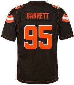 Nike Myles Garrett Cleveland Browns Game Jersey d4a7e346d