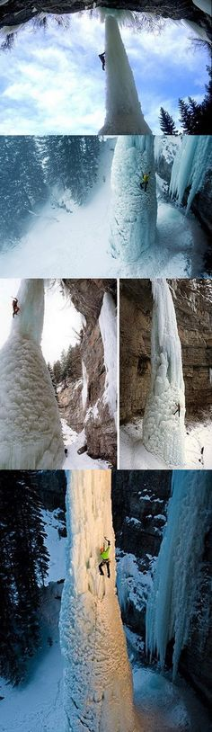 Huge Ice #nature