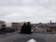 The roof & you