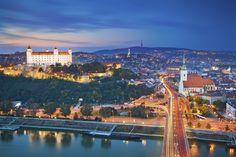 Bratislava. by rudi1976 on 500px