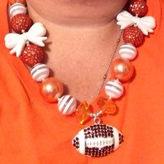 My Tennessee Necklace! One of a kind from @Savannahglam