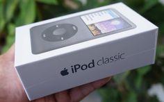 Apple iPod Classic (7th Generation) Unboxing! [HD]