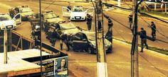 POLICIAMENTO METROPOLITANO - BM - RS: Tiroteio  e morte em Gravataí