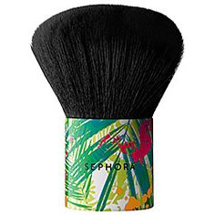 SEPHORA COLLECTION - Sunwashed Jumbo Kabuki Brush #sephora