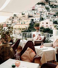Most Pinned Travel Photos: Amalfi Coast