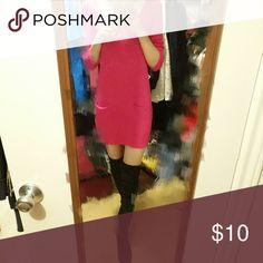 Express pink dress size small Express size small Express Dresses Mini