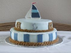nautical themed baby shower?