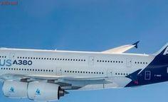 575 toneladas: O que faz o maior avião de passageiros do mundo voar?