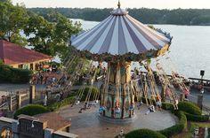 Canobie Lake Park| DaVinci's Dream