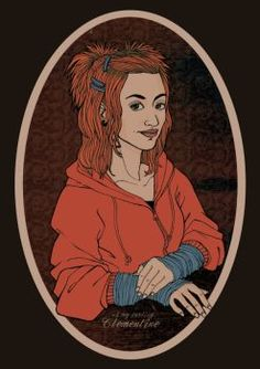 ohmydarling,Clementine by CrazyPOZ on DeviantArt Female Characters, Disney Characters, Fictional Characters, Meet Me In Montauk, Manic Pixie Dream Girl, Eternal Sunshine, Halloween Dress, English Roses, Art Tips