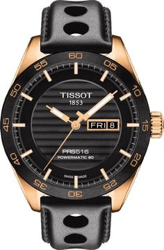 @tissot Watch PRS516 #add-content #basel-16 #bezel-fixed #bracelet-strap-leather #brand-tissot #case-depth-12-9mm #case-material-rose-gold #case-width-42mm #date-yes #day-yes #delivery-timescale-1-2-weeks #dial-colour-black #gender-mens #luxury #movement-automatic #new-product-yes #official-stockist-for-tissot-watches #packaging-tissot-watch-packaging #style-dress #subcat-prs200-prs330-prs516 #supplier-model-no-t1004303605100 #warranty-tissot-official-2-year-guarantee #water-resistant-100m