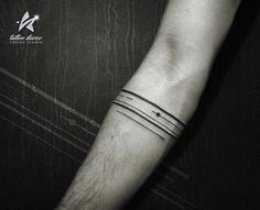 Perfect Armband Tattoos For 2019 - T. Lower Back Tattoos For Guys Arm Band Tattoo For Women, Black Band Tattoo, Forearm Band Tattoos, Back Tattoo Women, Wolf Tattoos, Cute Tattoos, Body Art Tattoos, Tatto For Men, Awesome Tattoos