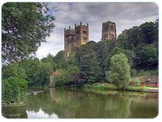 Durham University in England. I'm jealous Matt lived here for five years! University In England, Durham University, Im Jealous, Places Ive Been, Memories, River, Outdoor, Memoirs, Outdoors