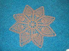 Ravelry: christianmom247's Easy Pineapple Doily