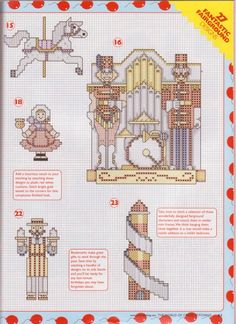 Gallery.ru / Фото #31 - The world of cross stitching 046 июнь 2001 - WhiteAngel