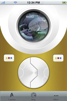 Star Trek Captain's Log iPhone app