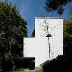 Álvaro Siza . Quinta de Santo Ovídio Chapel . Lousada (1)