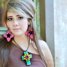 #SookieSookie Country Star Earrings #BWR $32.95