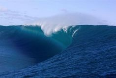 Teahupoo? Probably. There's no other wave in the world quite like it.