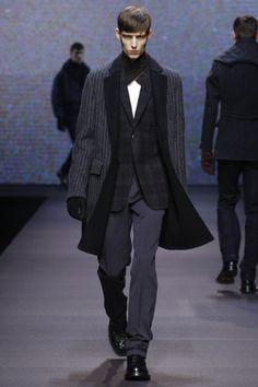 Ermenegildo Zegna - Men Fashion Fall Winter 2014-15 - Shows - Vogue.it