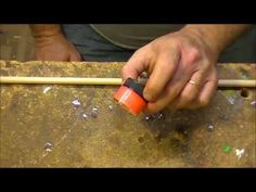 Painting Staining Wood Shafts Video