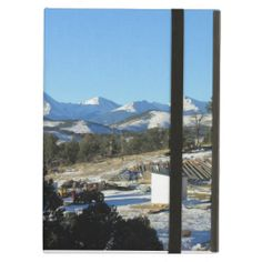 Mountains Freemont County iPad Air Case