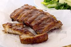 Sticky Baked Pork Ribs (Juicy and Succulent) - Christine's Recipes: Easy Chinese Recipes