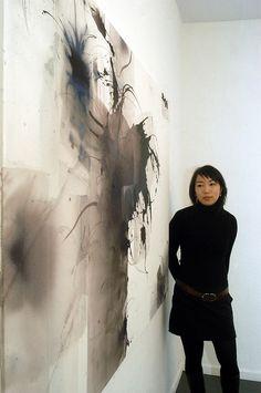 Keiko Koana.  Beautiful strokes