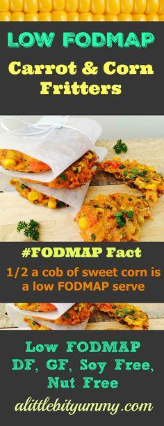 Low FODMAP Carrot