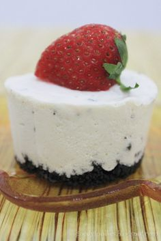 Eat Your Heart Out: Recipe: No-bake Oreo cheesecake (cupcakes)