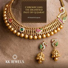 Gold Bracelets & Bangles Online in Indien Gold Mangalsutra Designs, Gold Earrings Designs, Gold Jewellery Design, Handmade Jewellery, Gold Jewelry Simple, Antique Necklace, Indian Jewelry, Ethnic Jewelry, Bridal Jewelry