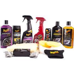 "Meguiar's ""Everything You Need"" Car Care Bundle: Automotive : Walmart.com"