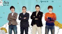 New episode on http://kshow24.com/2017/04/radio-star-ep-523.html  Radio Star Genre: Talk show Director: Jeon Sung-ho, Hwang Ji-young Writer: Kim Tae-hee, Park Hye-jin, Lee Da-ae, Byun Eun-jeong, Woo Eun-jeong, Nam In-young Host: Kim Gook-jin, Yoon Jong-shin, Kim Gura, Cho Kyuhyun Runtime: Wednesday Country: South Korea Radio Star (Hangul: 라디오스타) is a South...