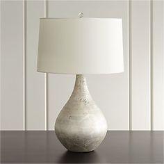 Mulino Table Lamp  GENERAL LIGHTING:  Mulino Table Lamp $299.00