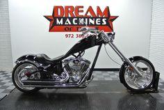 2008 Big Dog K-9™ Stock: | Dream Machines of Texas