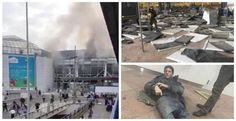 [VIDEO] Terrorists Hit Brussels With Coordinated Attacks, Americans Targeted