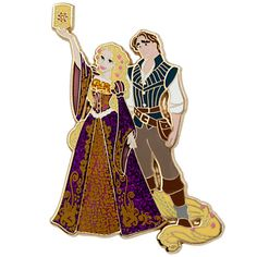 Disney Fairytale Designer Collection Limited Edition Pin Set | Pin Sets | Disney Store