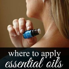 Essential oils aren't difficult to use - there are just a few things you  need to know about applying them. Once you understand a few simple  principles about essential oils you'll wonder why you every worried!