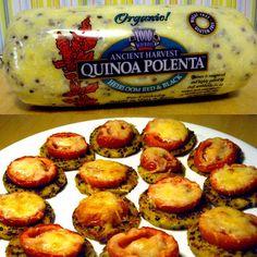 Quinoa Polenta ANCIENT HARVEST