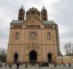 Speyer, Deutschland, Germany, Dom zu Speyer, März 2009