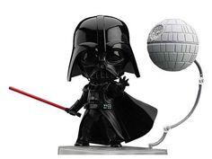 Star Wars Nendoroid Darth Vader and Stormtrooper Action Figures
