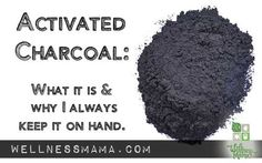Benefits And Uses Of Activated Charcoal...http://homestead-and-survival.com/benefits-and-uses-of-activated-charcoal/