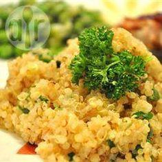 Quick Quinoa Pilaf @ allrecipes.co.uk