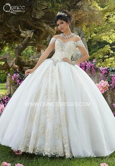 Get the beautiful Embroidered Glitter Organza Quinceañera Dress by Morilee 89263 and other amazing Morilee quinceanera dresses on Mi Padrino. Mori Lee Dresses, 15 Dresses, Ball Dresses, Dresses With Sleeves, Wedding Dresses, Bridal Gowns, Pageant Dresses, Gown Wedding, Dream Wedding