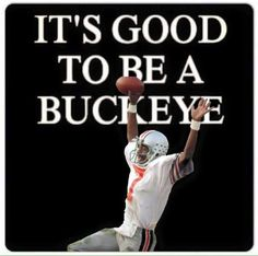 It's good to be a Buckeye