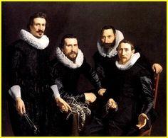 Les syndics de la guilde des orfévres  d'Amsterdam  1627 // by Thomas de Keyser (1596-1667), Museum of Art, Toledo U.S.