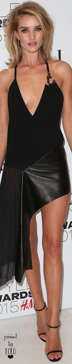 Rosie Huntington-Whiteley Elle Style Awards in London | LOLO❤︎
